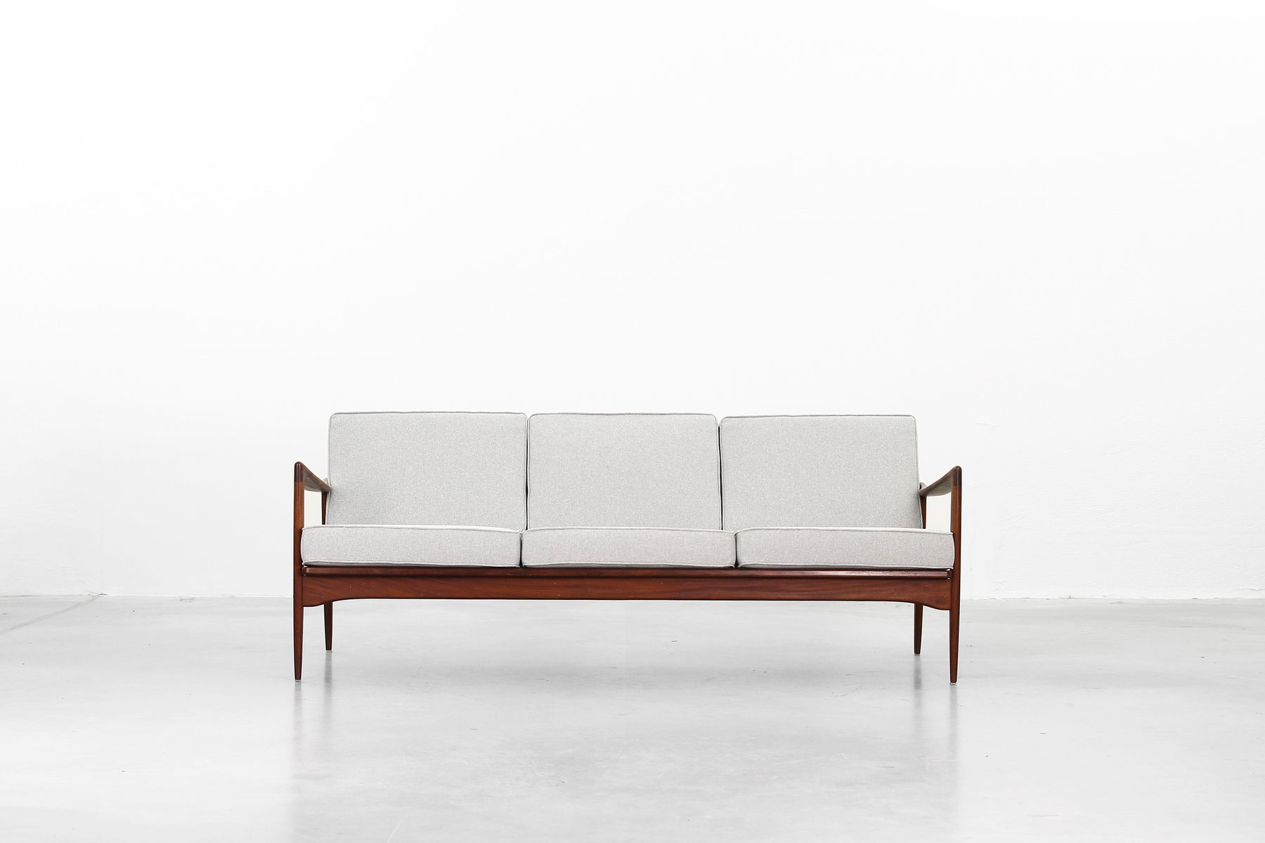 Sofa by Ib Kofod Larsen for OPE Mobler, 1960s for sale at Pamono