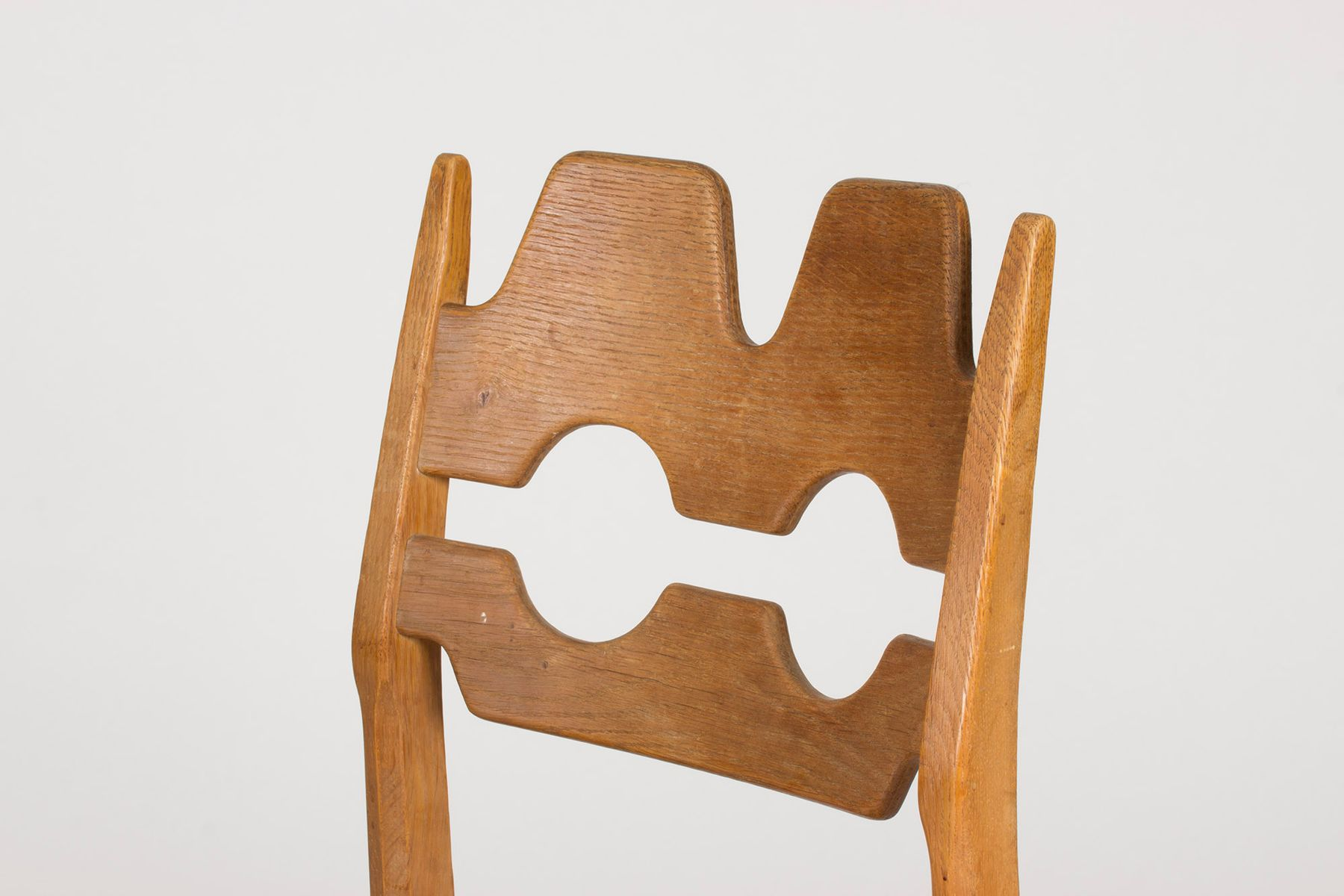 Oak Dining Chairs By Henning Kj 230 Rnulf 1960s Set Of 6 For
