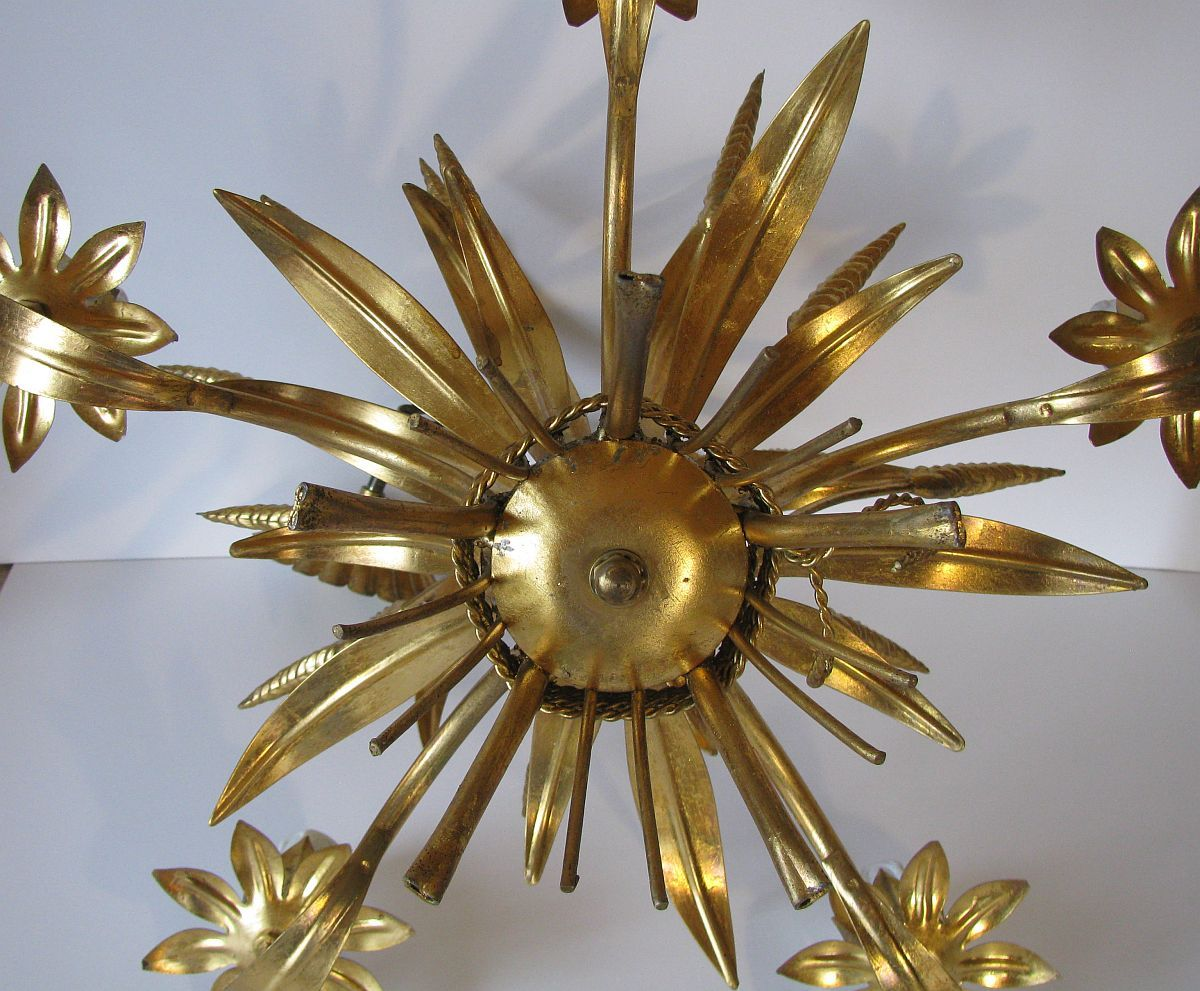 Hollywood regency chandelier from karstadt ag 1960s for sale at pamono price 23200 regular price 51000 mozeypictures Choice Image