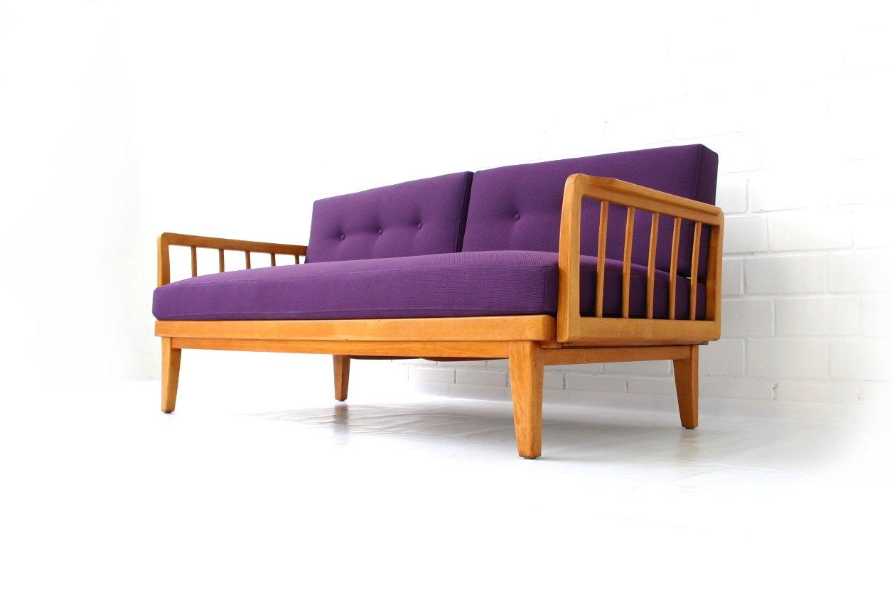 tagesbett von knoll 1960er bei pamono kaufen. Black Bedroom Furniture Sets. Home Design Ideas