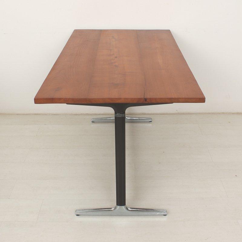 vintage tisch aus kirschholz bei pamono kaufen. Black Bedroom Furniture Sets. Home Design Ideas