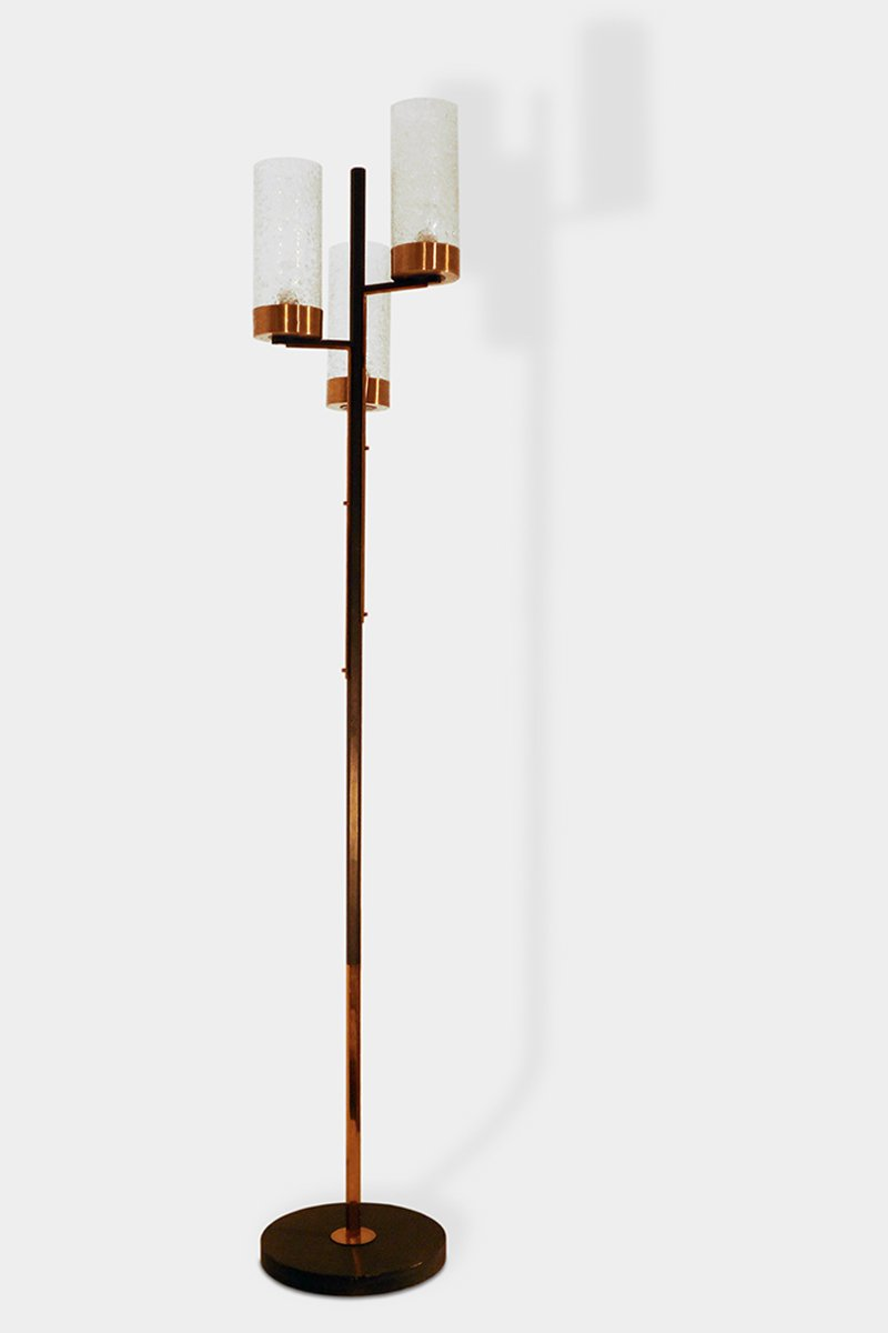 Brass Floor Lamp 1960s For Sale At Pamono