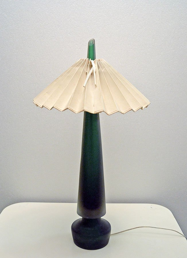 Table Lamp In Sommerso Murano Glass From Seguso, 1950s For Sale At Pamono