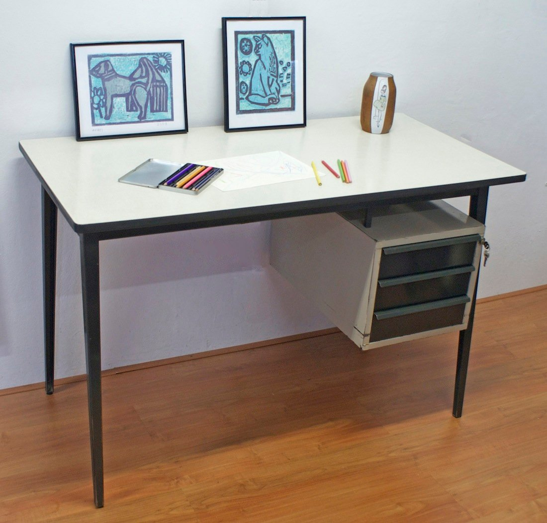 class top adjustable ergonomic workstation industrial desks first height metal style desk creativity vintage