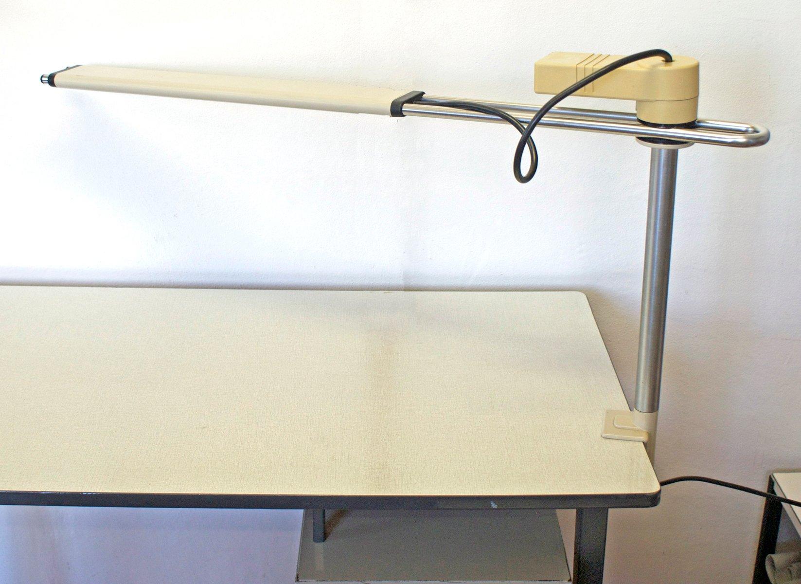 industrie schreibtisch lampe von gispen 1960er bei pamono kaufen. Black Bedroom Furniture Sets. Home Design Ideas