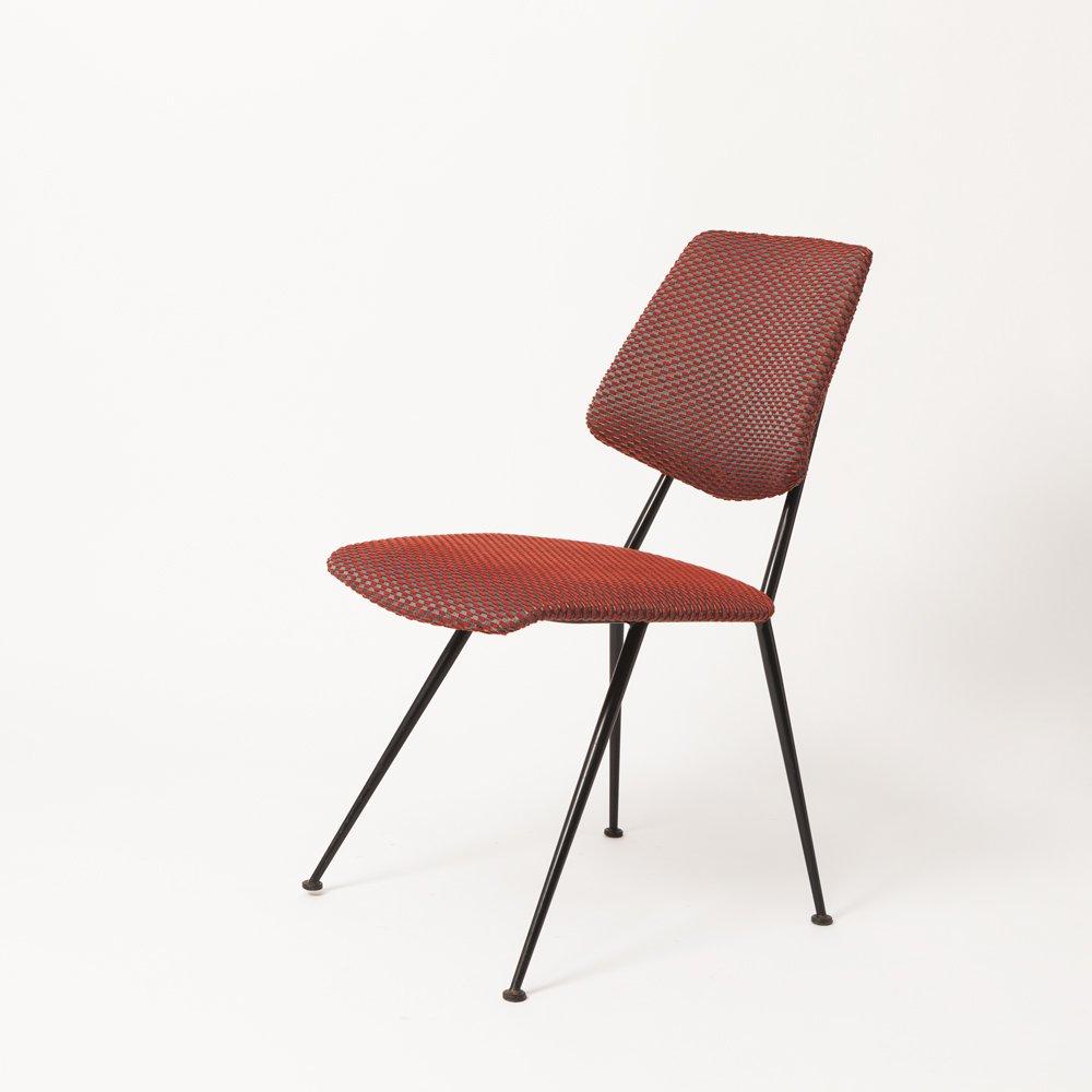 st hle von gastone rinaldi 1956 4er set bei pamono kaufen. Black Bedroom Furniture Sets. Home Design Ideas