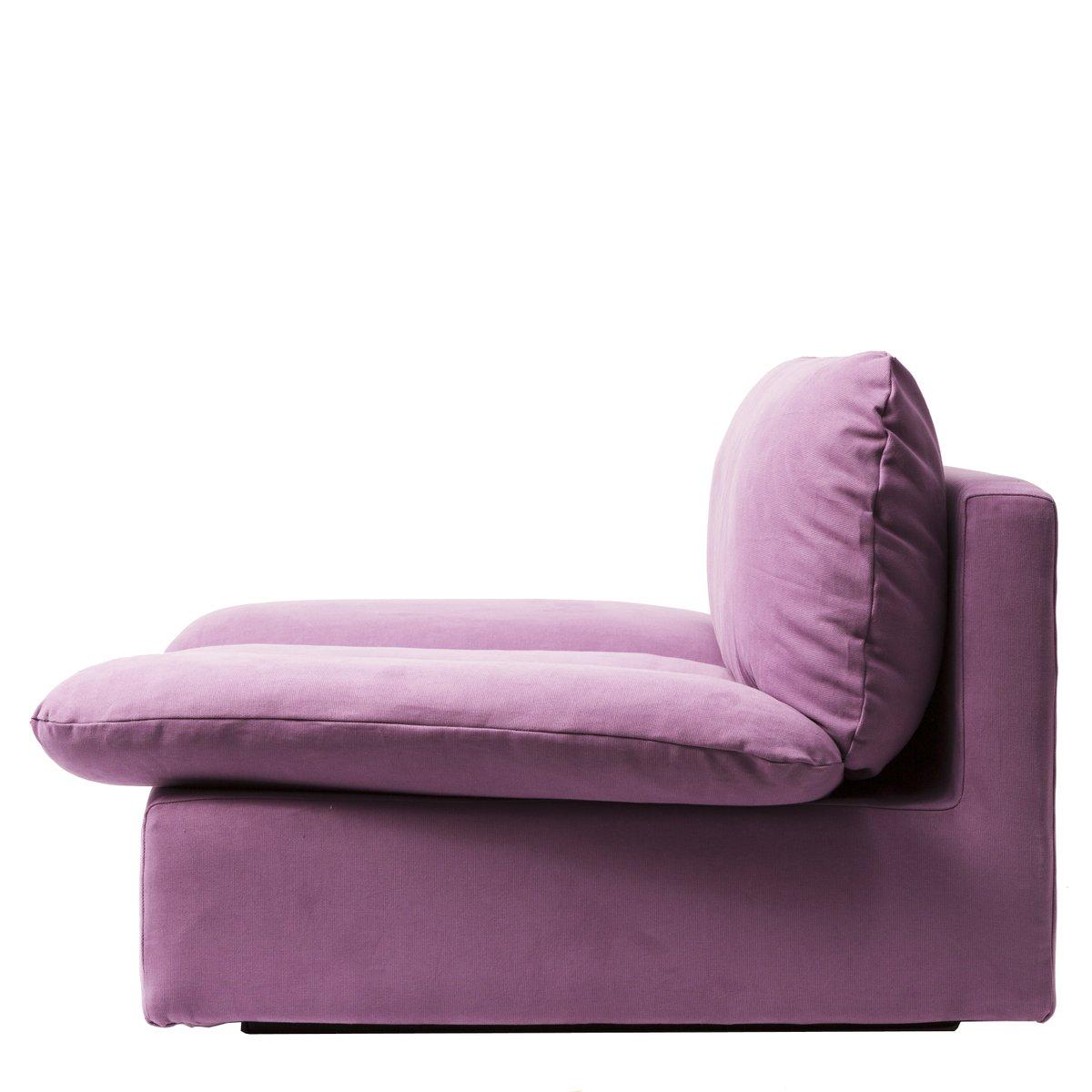 canap modulaire vintage cento per cento par de pas d. Black Bedroom Furniture Sets. Home Design Ideas