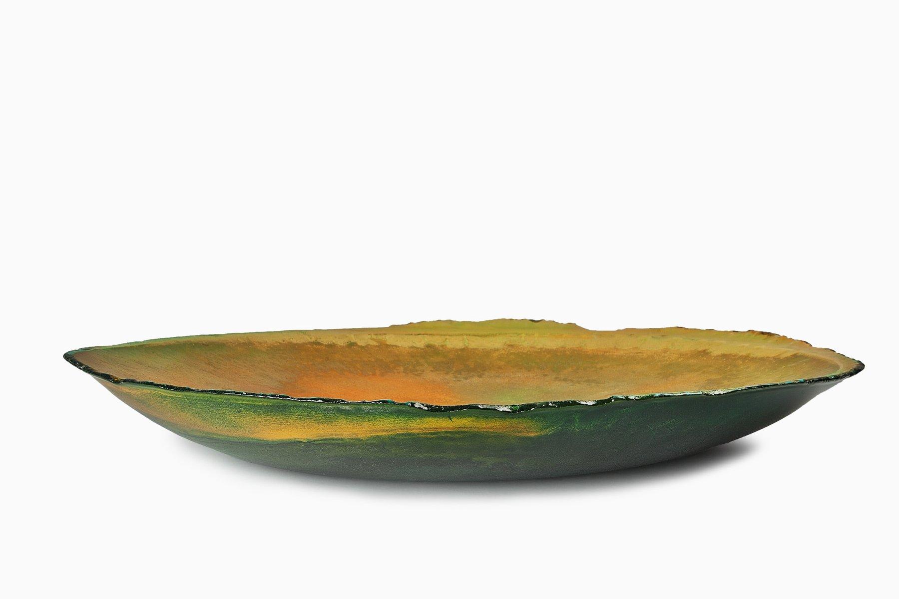 Balloon Bowl in Green by Maarten de Ceulaer bei Pamono kaufen