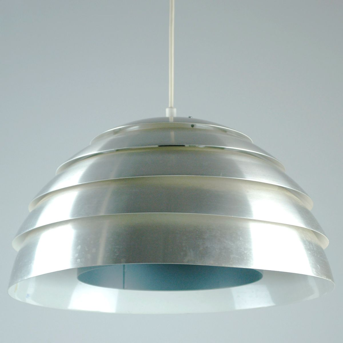 lighting white pendant products dome clay
