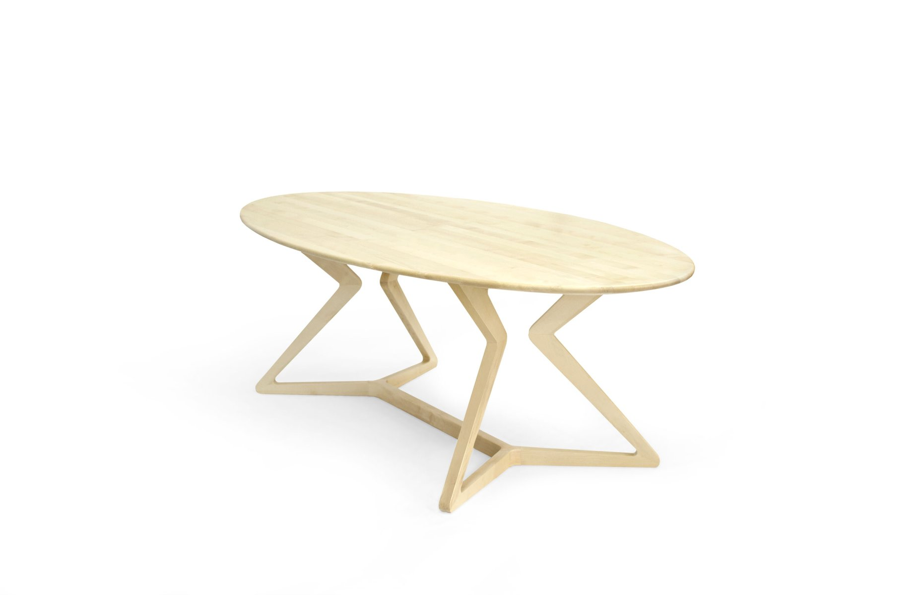 Lisoba 250 tisch von mo ow bei pamono kaufen for Tisch bild von ivy design