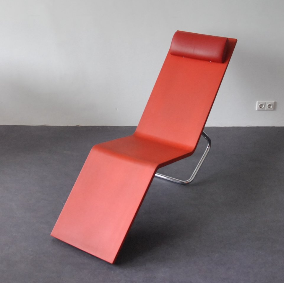 Mvs Chaise Lounge By Maarten Van Severen For Sale At Pamono