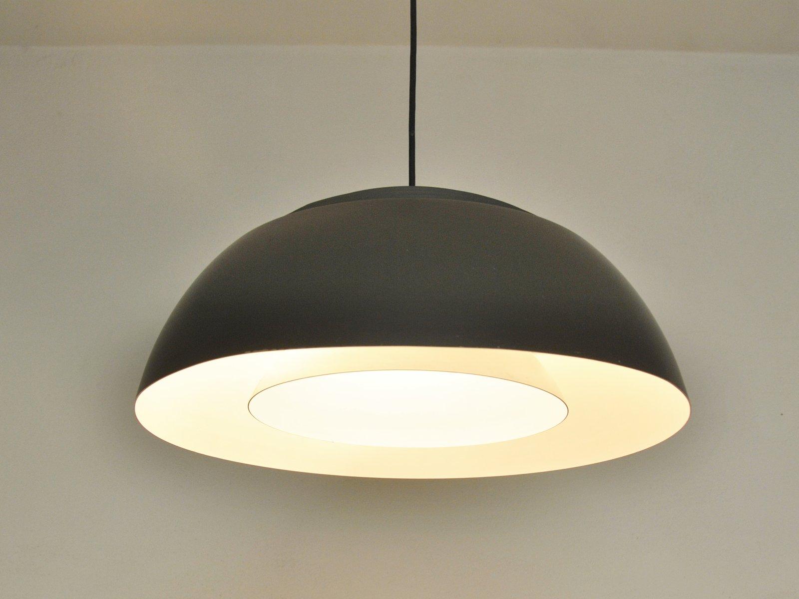 Brown AJ Royal Lamp by Arne Jacobsen for Louis Poulsen for sale at ...