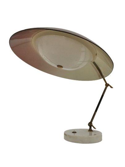 Lampada da tavolo vintage di stilux italia in vendita su - Lampada da tavolo vintage ...