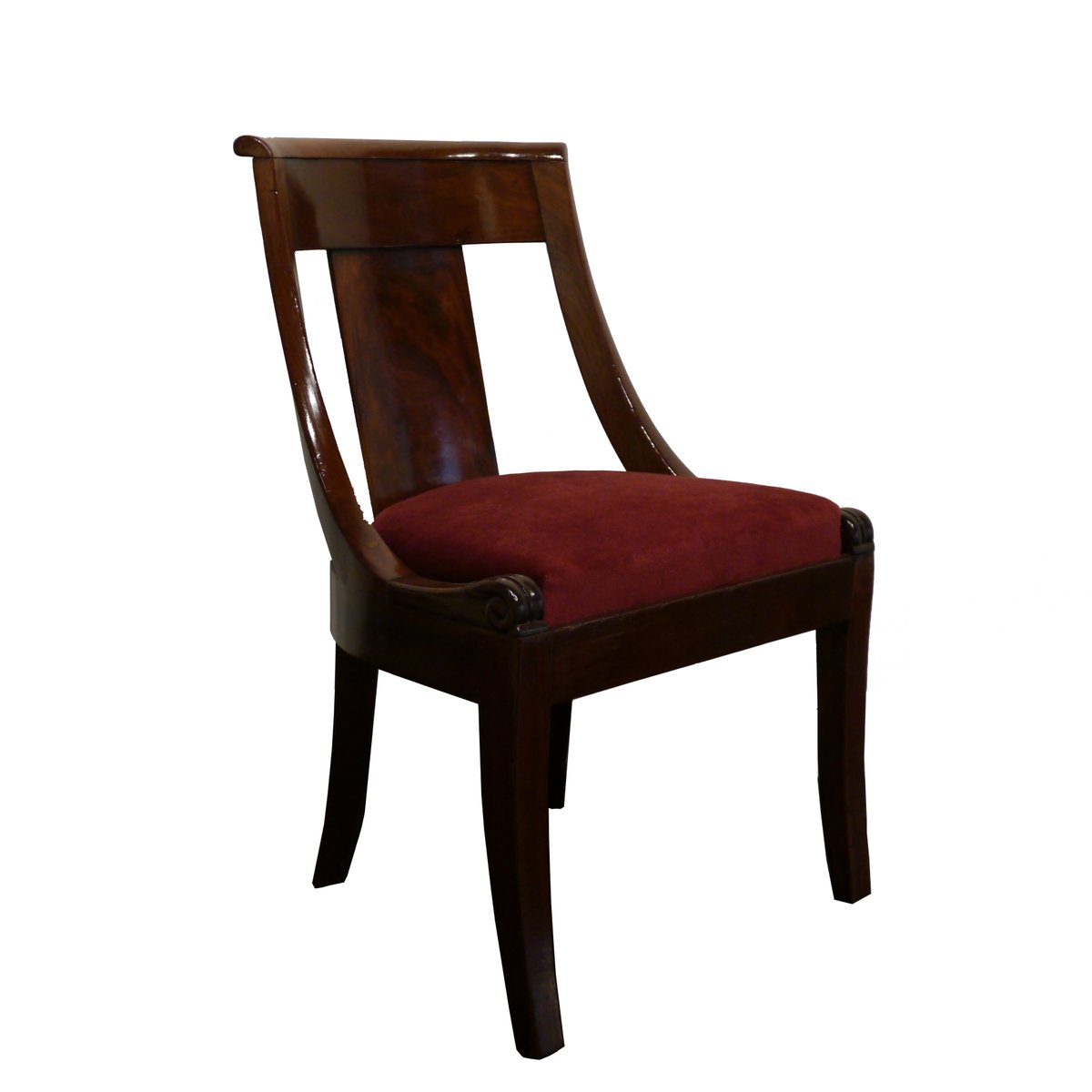 French Antique Children's Chair - French Antique Children's Chair For Sale At Pamono