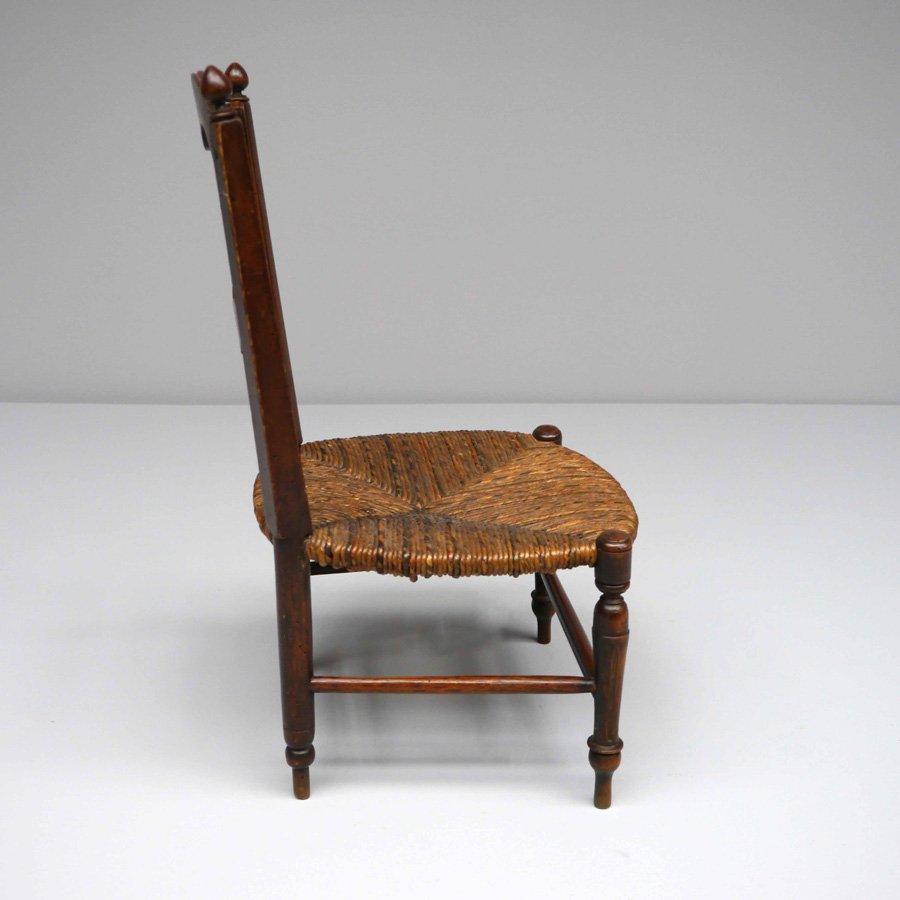 Antique Childrens Chair - Antique Childrens Chair Antique Furniture