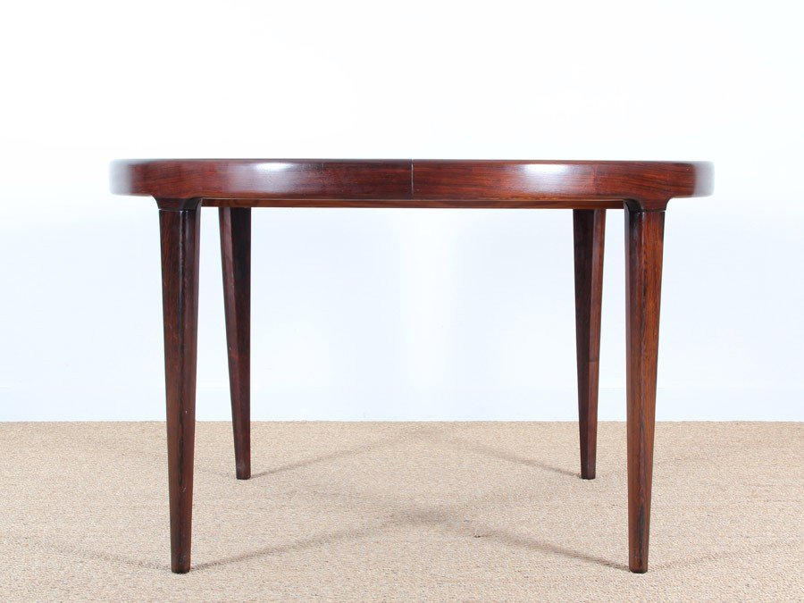 Table Vintage Scandinave en vente sur Pamono