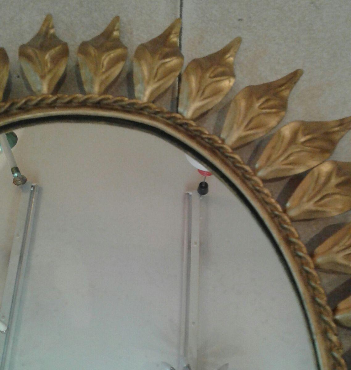 Sonnenf rmiger spiegel 1950er bei pamono kaufen for Der spiegel spanien