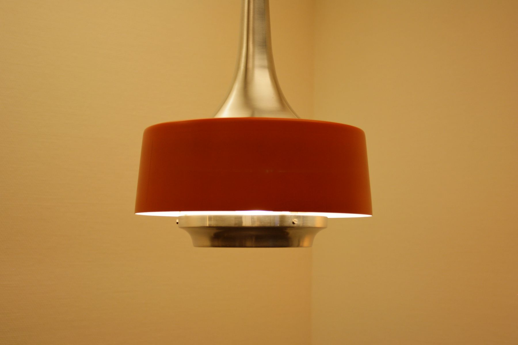 Vintage Dutch Pendant Light 1960s