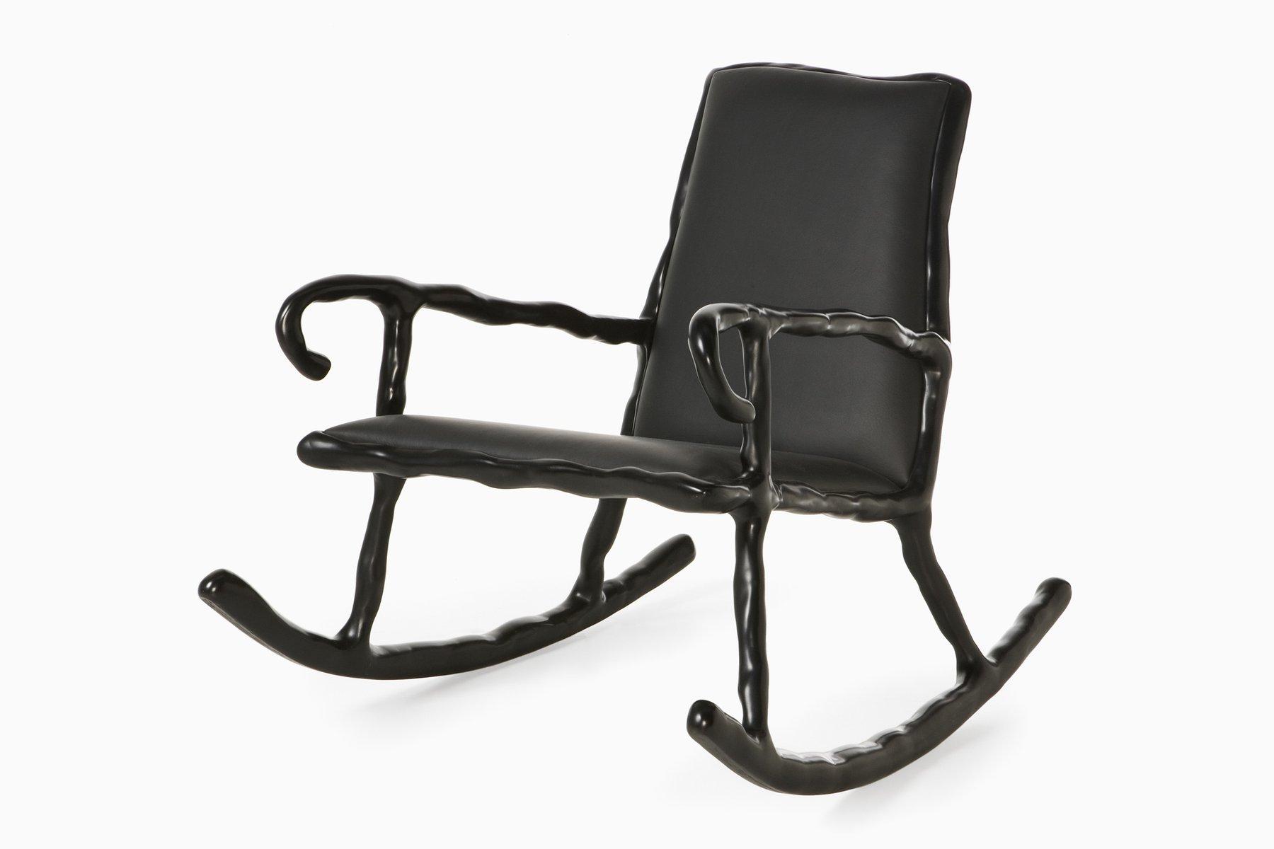 clay schaukelstuhl von maarten baas f r dhph bei pamono kaufen. Black Bedroom Furniture Sets. Home Design Ideas