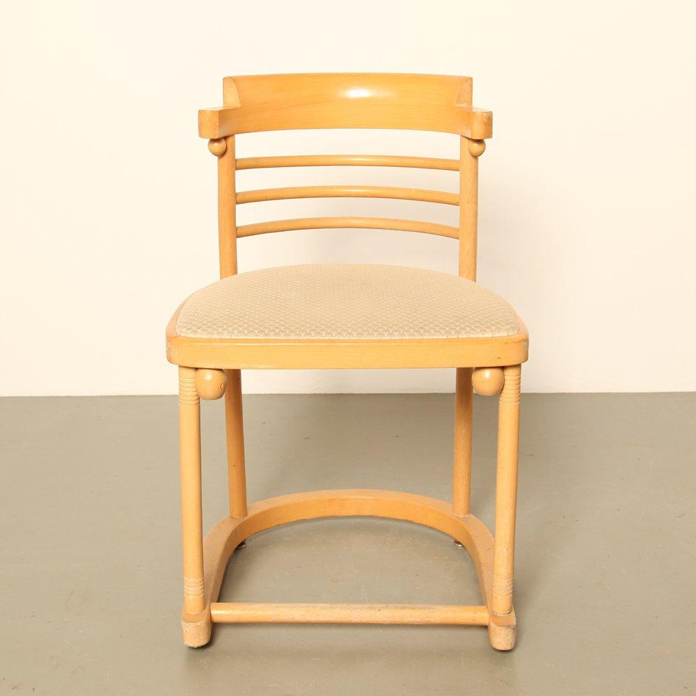 Chaise de salon en bois 1970s en vente sur pamono - Chaise de salon en bois ...