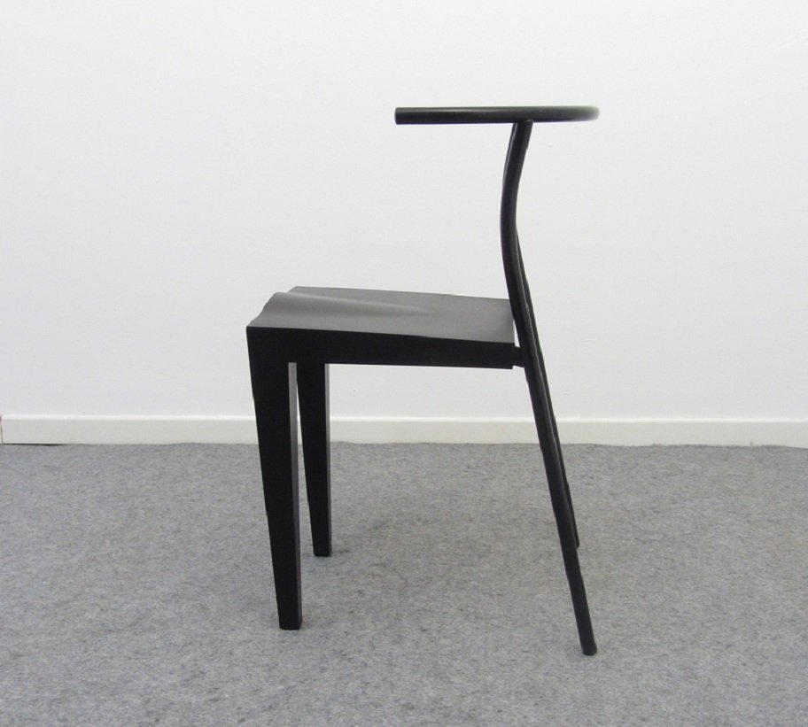 chaises dr glob vintage par philippe starck pour kartell. Black Bedroom Furniture Sets. Home Design Ideas