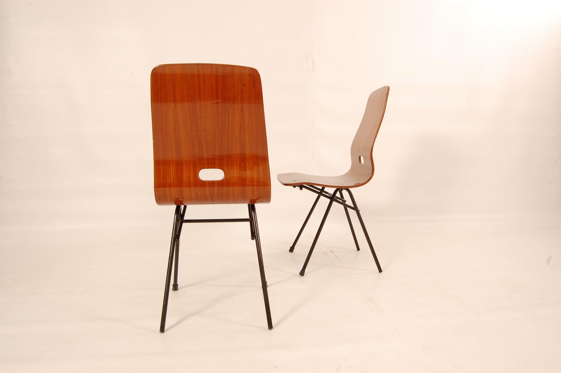 Sedia medea vintage anni 39 50 in vendita su pamono for Sedia anni 50 design