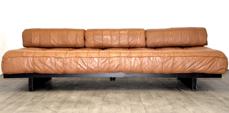 vintage ds 80 schlafsofa von de sede 1960s bei pamono kaufen. Black Bedroom Furniture Sets. Home Design Ideas