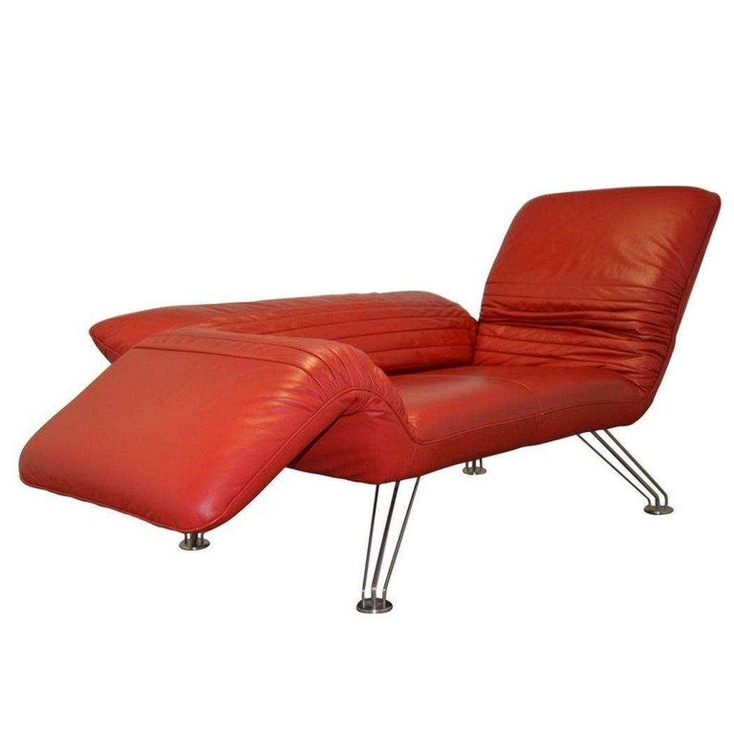 canap vintage ou chaise longue par winfried totzek pour de sede suisse 1988 en vente sur pamono. Black Bedroom Furniture Sets. Home Design Ideas
