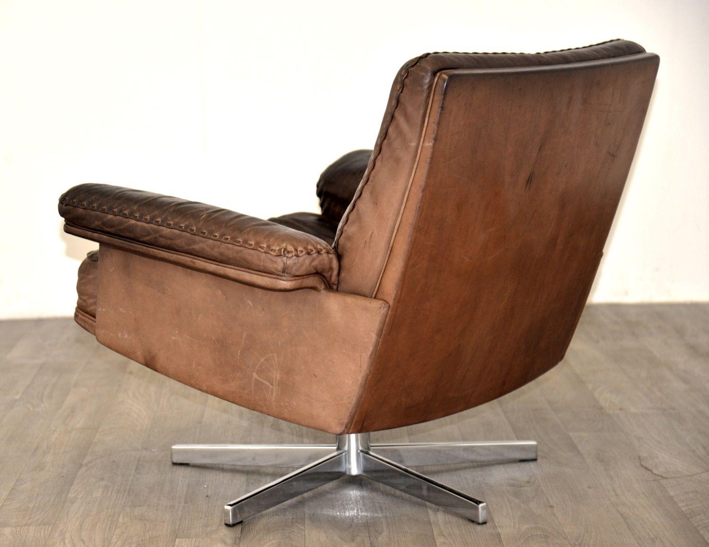 Ds 35 Sofa Und Sessel Von De Sede 1960er Bei Pamono Kaufen