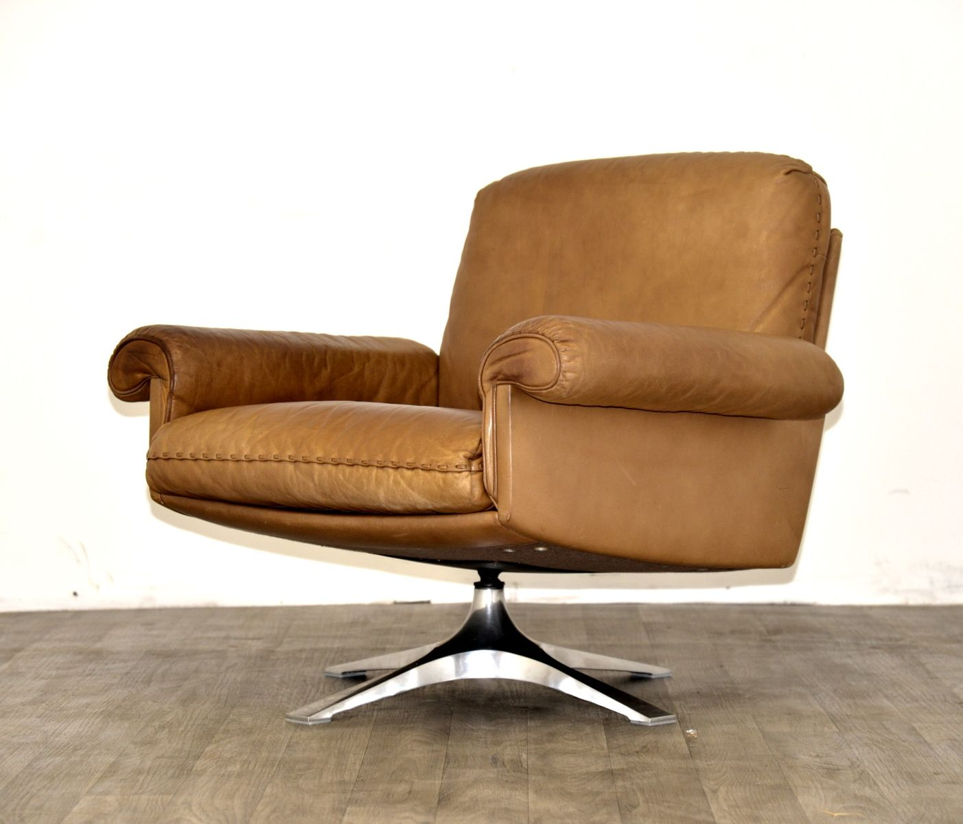 vintage ds 31 sofa und sessel von de sede 3er set bei pamono kaufen. Black Bedroom Furniture Sets. Home Design Ideas