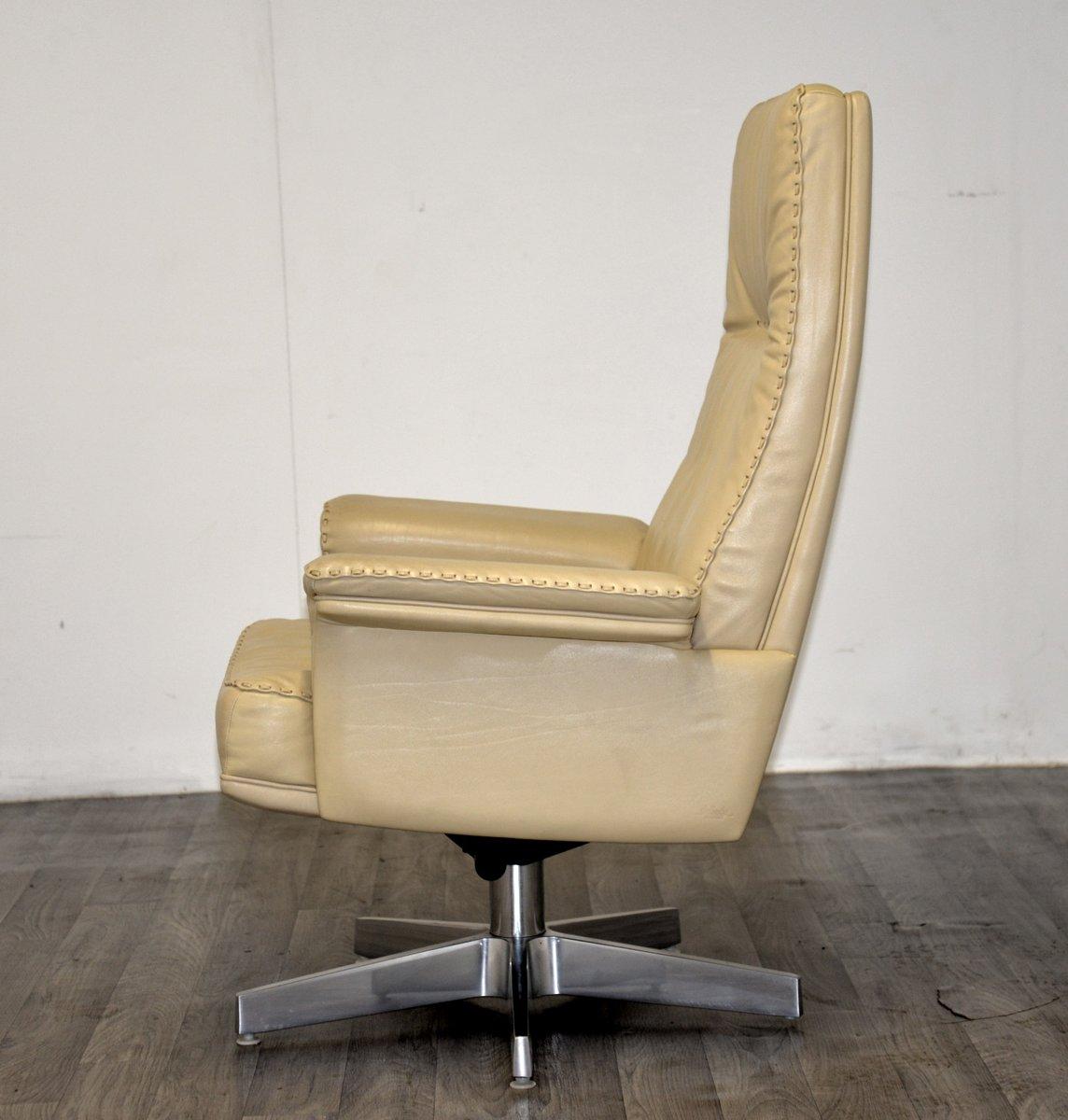 vintage ds 35 sessel ottoman von de sede 1970er bei pamono kaufen. Black Bedroom Furniture Sets. Home Design Ideas