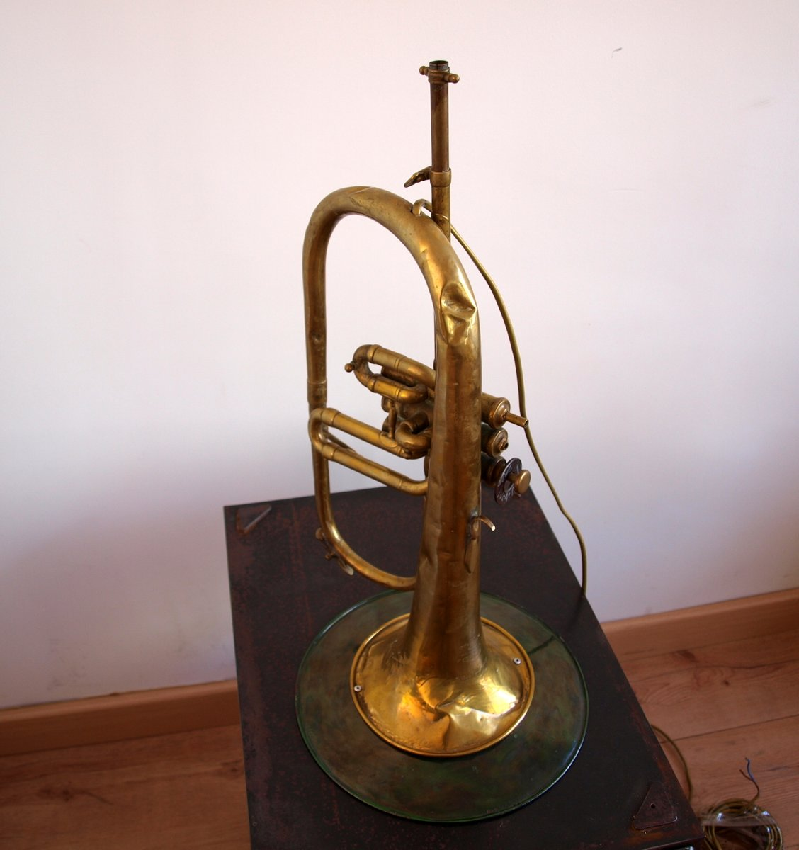 Ceiling Lamp Price: Vintage Trumpet Ceiling Lamp For Sale At Pamono