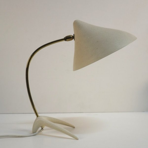 vintage table lamp by louis kalff for philips 1950s for sale at pamono. Black Bedroom Furniture Sets. Home Design Ideas