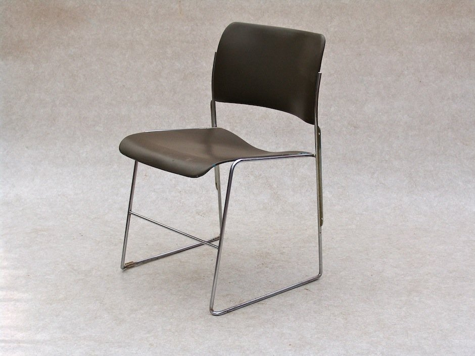 Stackable Chair By David Rowland